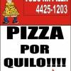 Tudo Na Pizza - Pizza Por Quilo