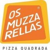 Os Muzzarellas Pizza Quadrada