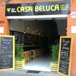 Imagem Pizzaria Casa Beluca  Liberdade, São Paulo-SP