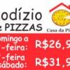 Casa da Pizza