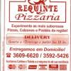 Requinte Pizzaria